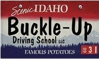 Buckle Up Driving School